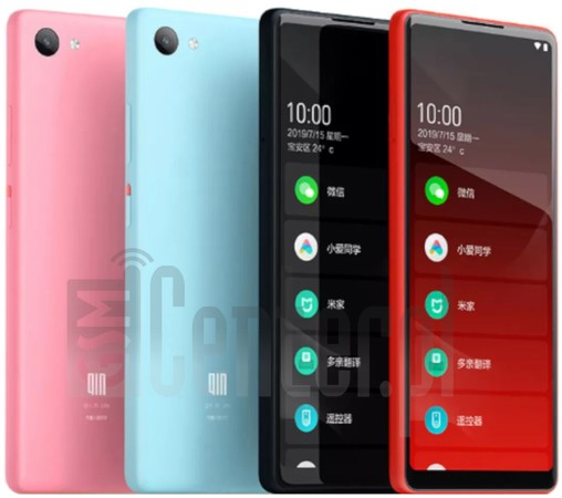 Qin 2 Pro from IMEI.com